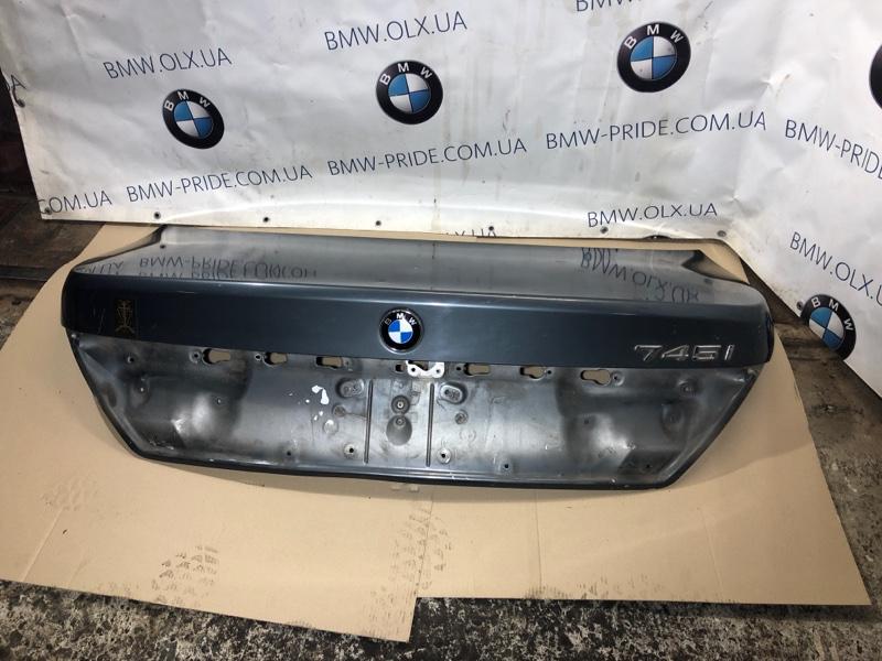 Крышка багажника Bmw 7-Series E65 N62B44 (б/у)