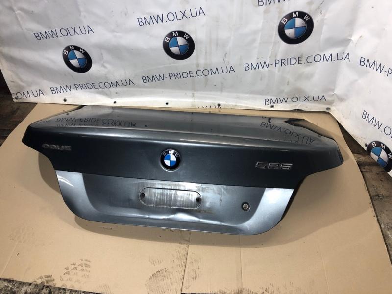 Крышка багажника Bmw 5-Series E60 N52B25 2005 (б/у)