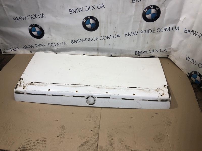 Крышка багажника Bmw 3-Series E30 M20B20 (б/у)