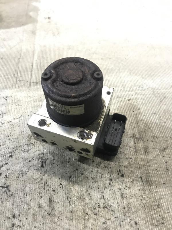 Блок abs Mitsubishi Galant 8 2.4GDI (б/у)