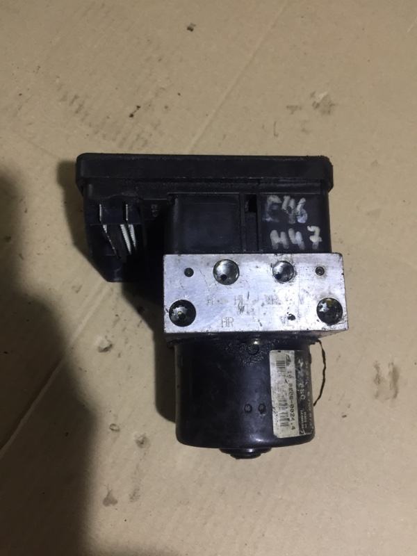 Блок abs Bmw 3-Series E46 M43B19 (б/у)