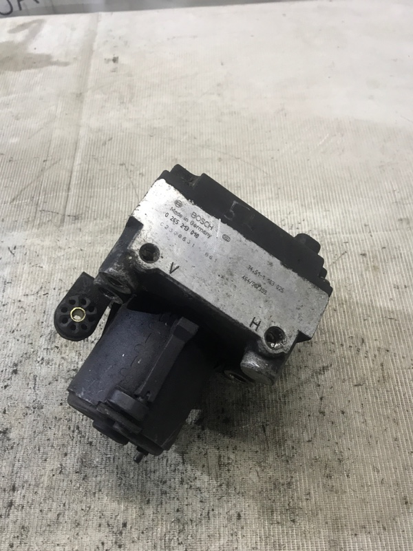 Блок abs Bmw 5-Series E34 M50B25 (б/у)