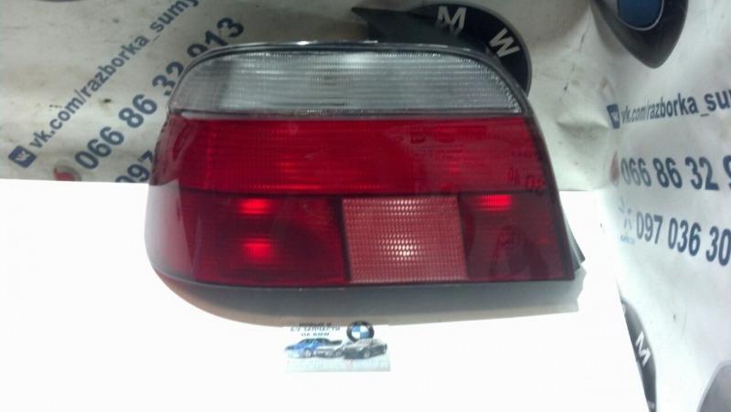 Задний фонарь Bmw 5-Series E39 задний левый