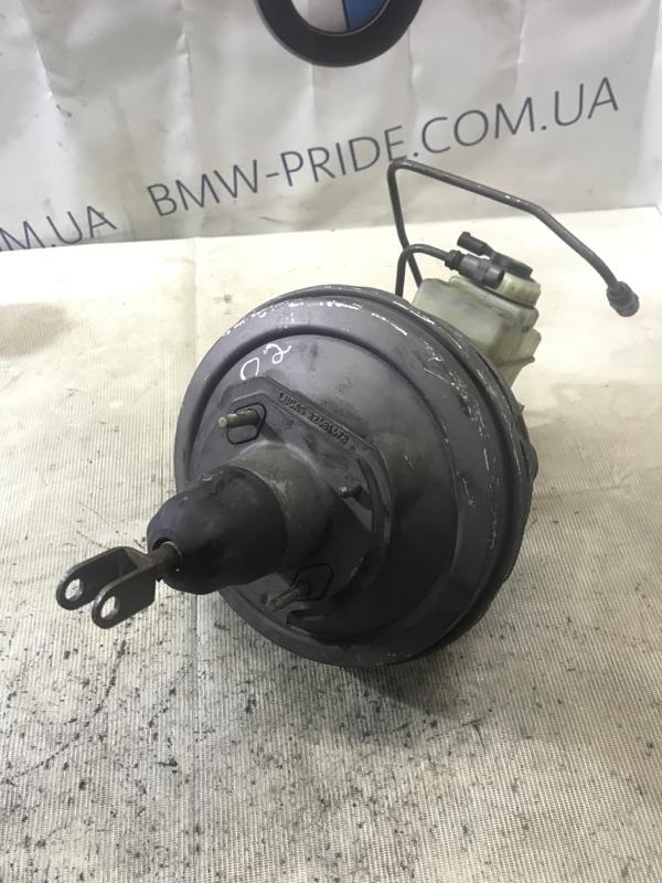 Вакуумный усилитель Bmw 7-Series E38 M60B30 (б/у)
