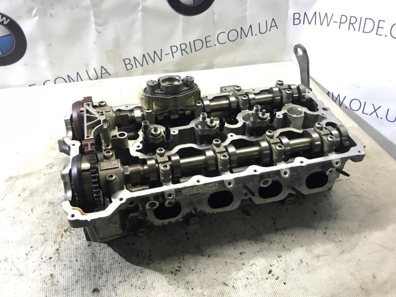 Головка блока цилиндров Bmw 5-Series F10 N63B44 2013 (б/у)