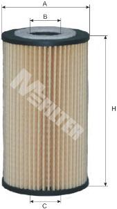 Фильтр маслянный Bmw 3-Series E46 M47D20