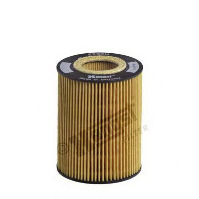 Фильтр маслянный Bmw 5-Series E60 N52B25