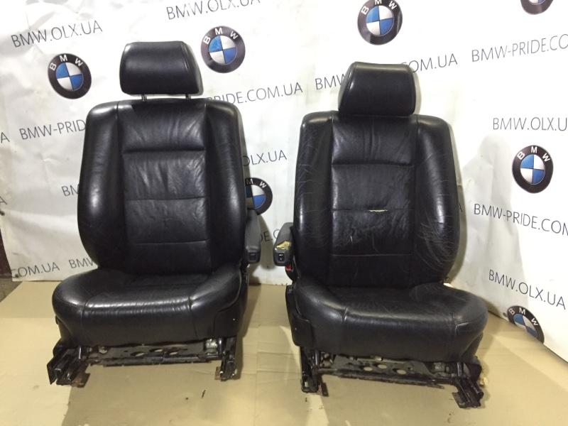 Передние сидения Bmw 7-Series E32 M70B50 1990 (б/у)