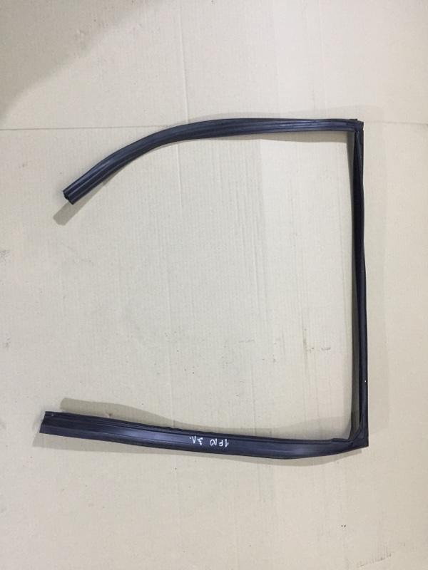 Уплотнительная резинка Bmw 5-Series F10 N63B44 2013 задняя левая (б/у)