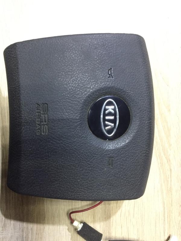 Аирбаг на руль Kia Sorento BL 2.5 CRDI 2005 (б/у)