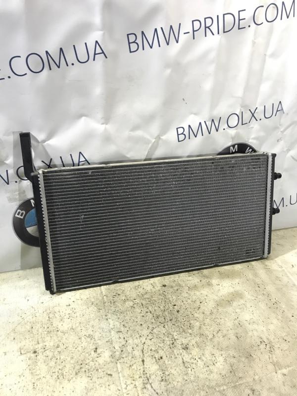 Радиатор Bmw 5-Series F10 N63B44 2013 (б/у)