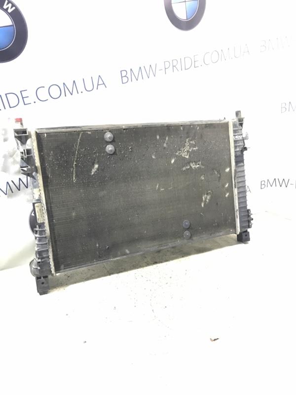 Радиатор Mercedes-Benz C-Class W203 1.8 M111.951 (б/у)