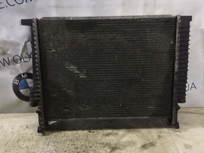 Радиатор Bmw 3-Series E36 M51D25 1998 (б/у)