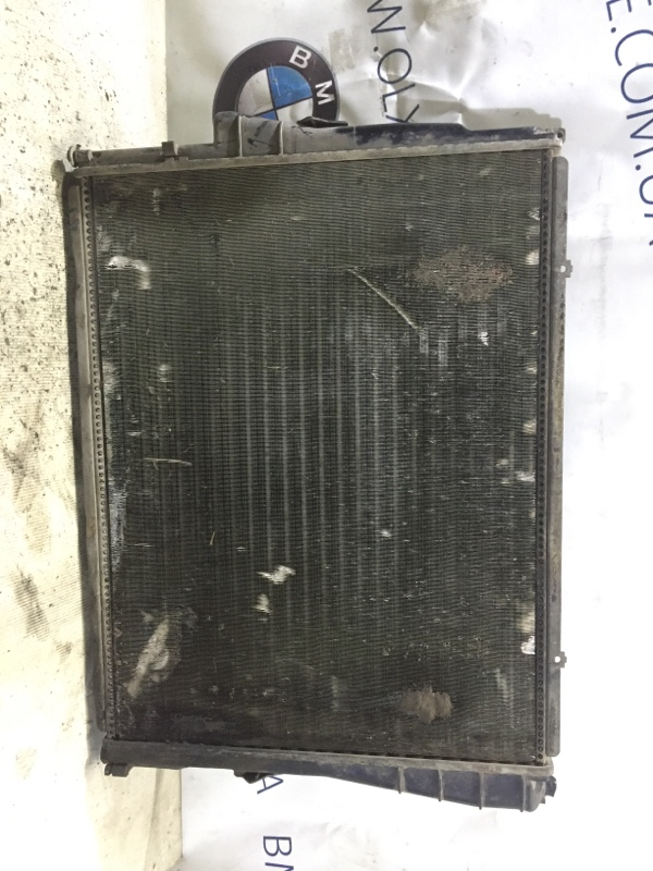 Радиатор Bmw 3-Series E46 M47D20 1999 (б/у)