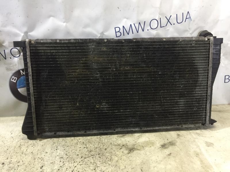 Радиатор Bmw 5-Series E39 M57D30 2001 (б/у)