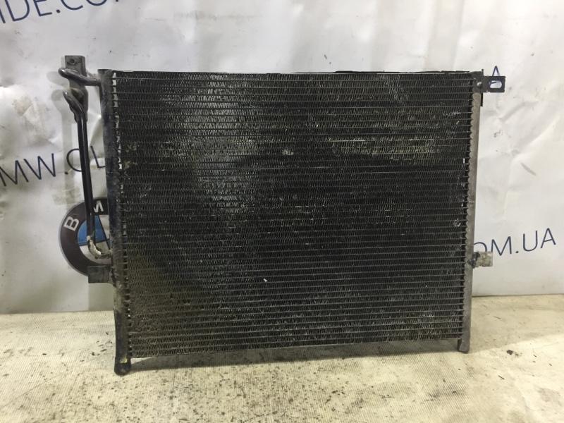 Радиатор кондиционера Bmw 3-Series E46 M43B18 1998 (б/у)