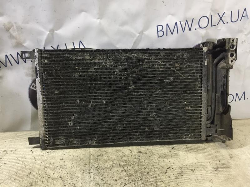 Радиатор кондиционера Bmw 3-Series E46 M47D20 1999 (б/у)