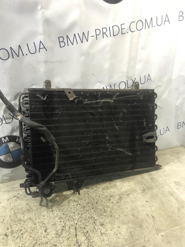 Радиатор кондиционера Bmw 5-Series E34 M50B25 (б/у)