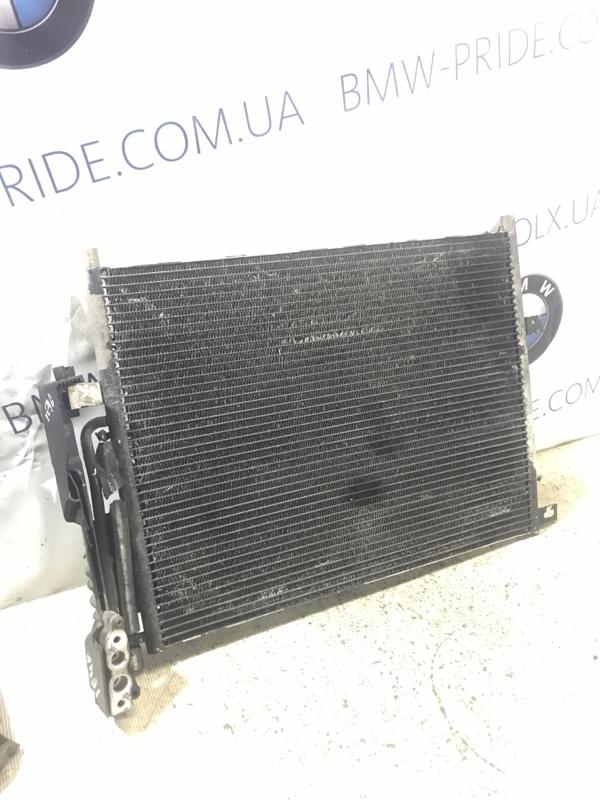 Радиатор кондиционера Bmw 3-Series E46 M43B19 (б/у)