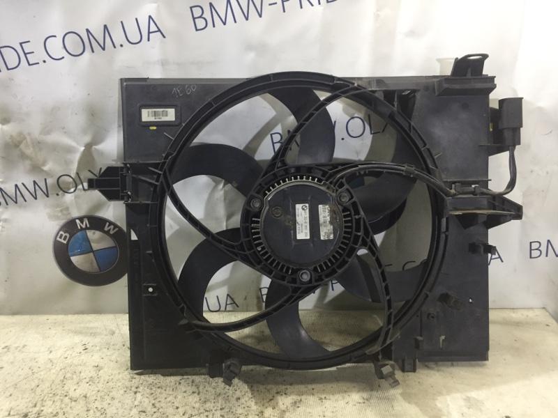 Вентилятор радиатора Bmw 5-Series E60 M54B22 2004 (б/у)