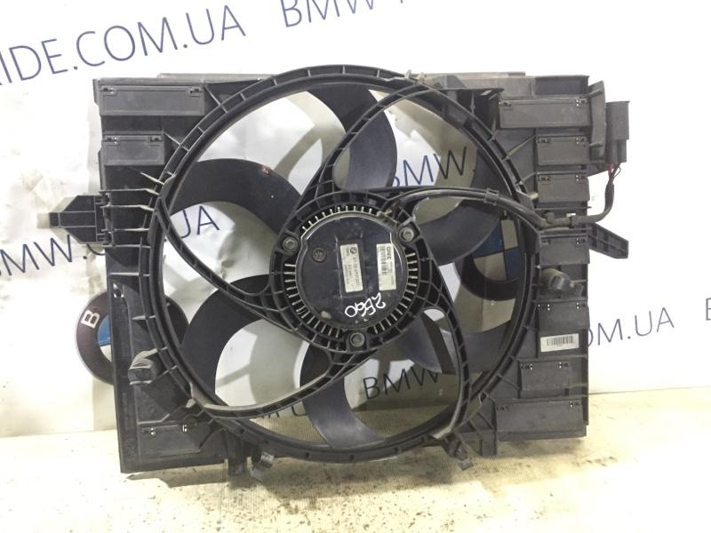 Вентилятор радиатора Bmw 5-Series E60 N52B25 2005 (б/у)