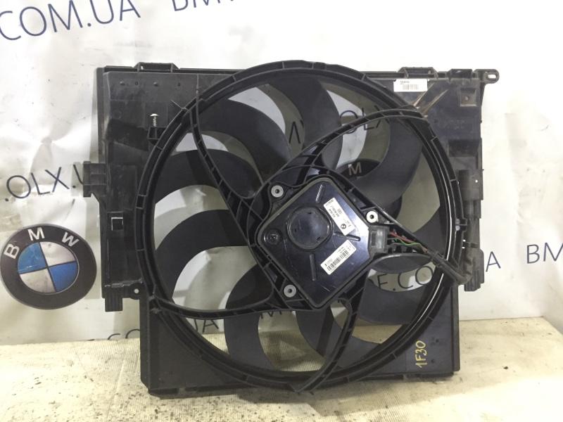 Вентилятор радиатора Bmw 3-Series F30 N26B20 2013 (б/у)