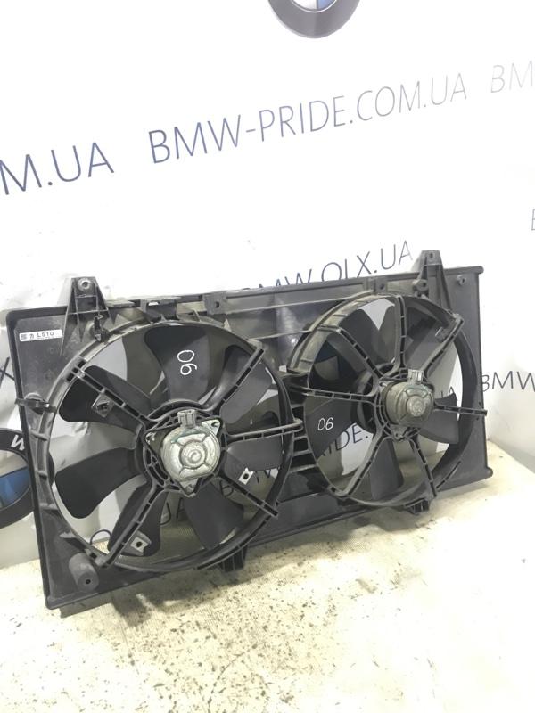 Вентилятор радиатора Mazda 6 GH 2.0 RF7J 2008 (б/у)