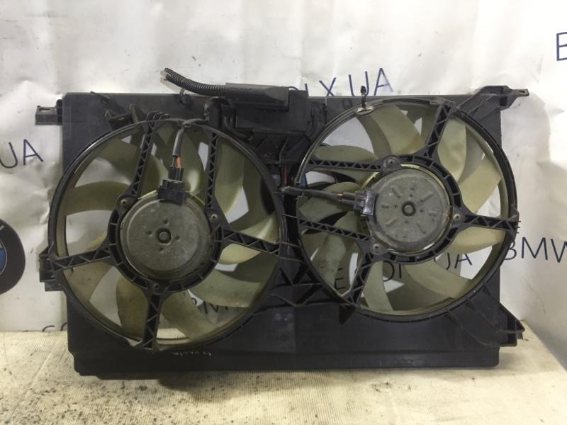 Вентилятор радиатора Opel Vectra C 1.9 D 2008 (б/у)