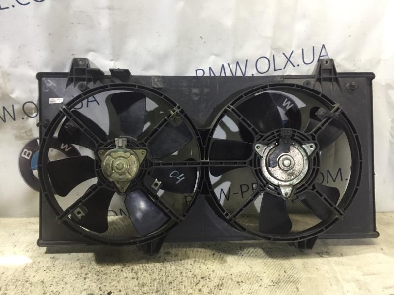 Вентилятор радиатора Mazda 6 GG 2.0 RF5 2002 (б/у)
