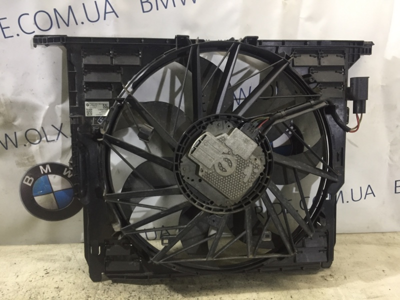 Вентилятор радиатора Bmw 5-Series F10 N47D20 2013 (б/у)