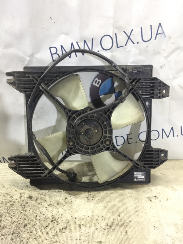 Вентилятор радиатора Mitsubishi Galant 8 2.4GDI (б/у)
