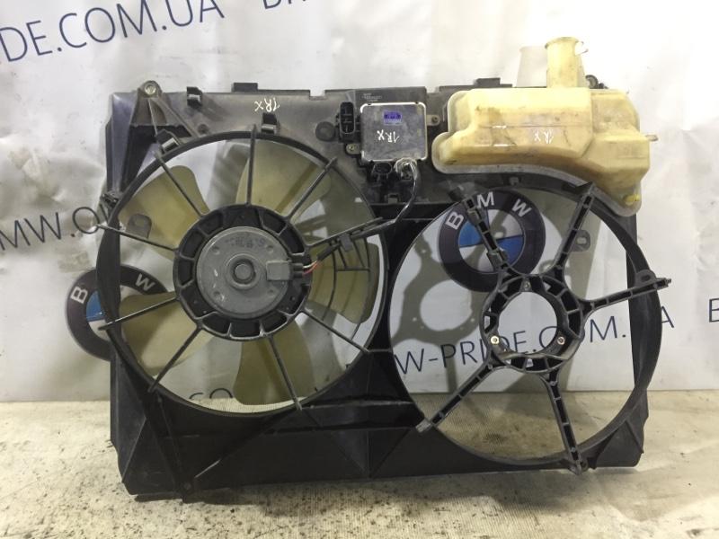 Вентилятор радиатора Lexus Rx XU30 3.0 1MZ-FE 2007 (б/у)