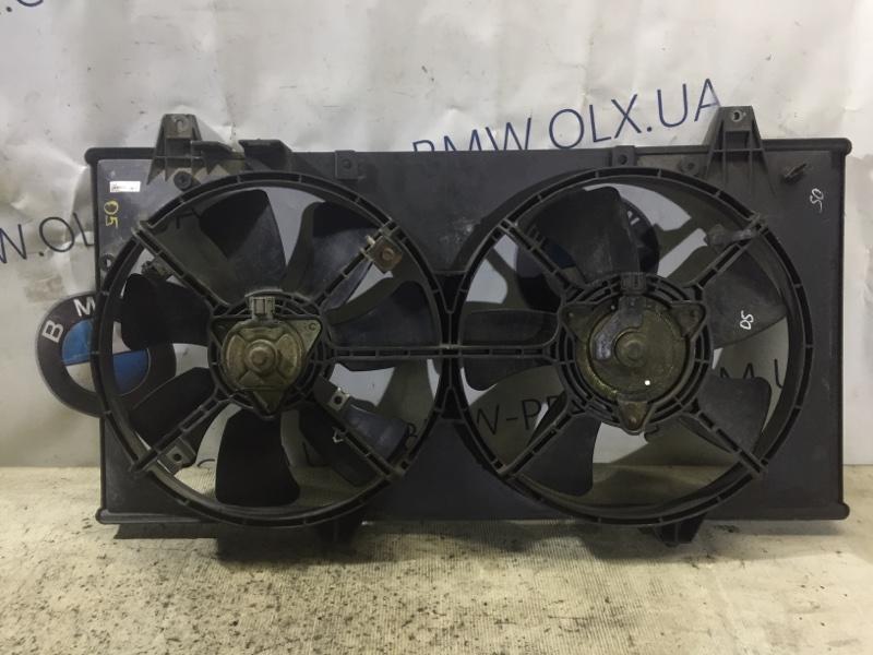 Вентилятор радиатора Mazda 6 GG 2.0 RF5 2004 (б/у)