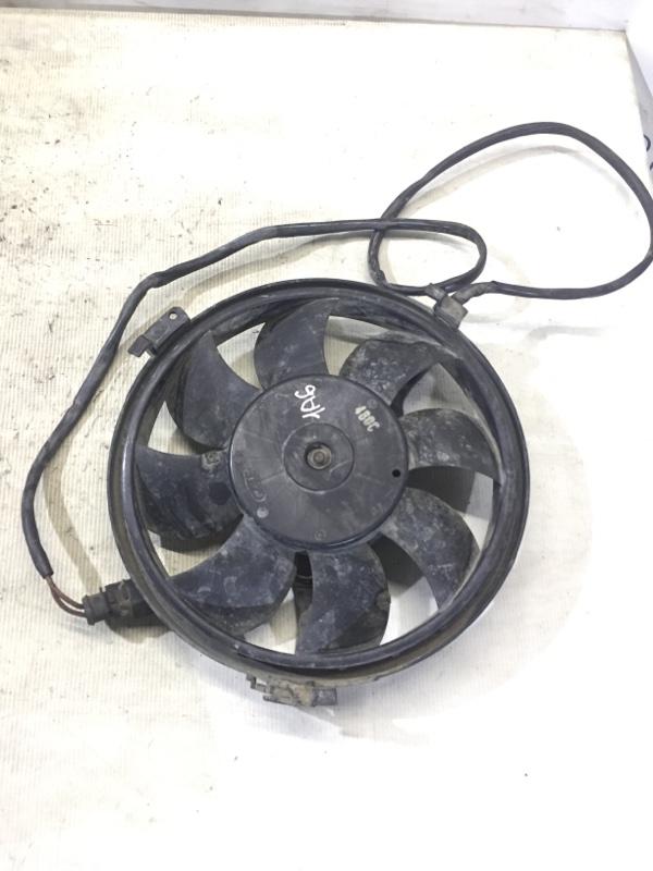 Вентилятор радиатора Audi A6 C5 2.5 AKE 2001 (б/у)