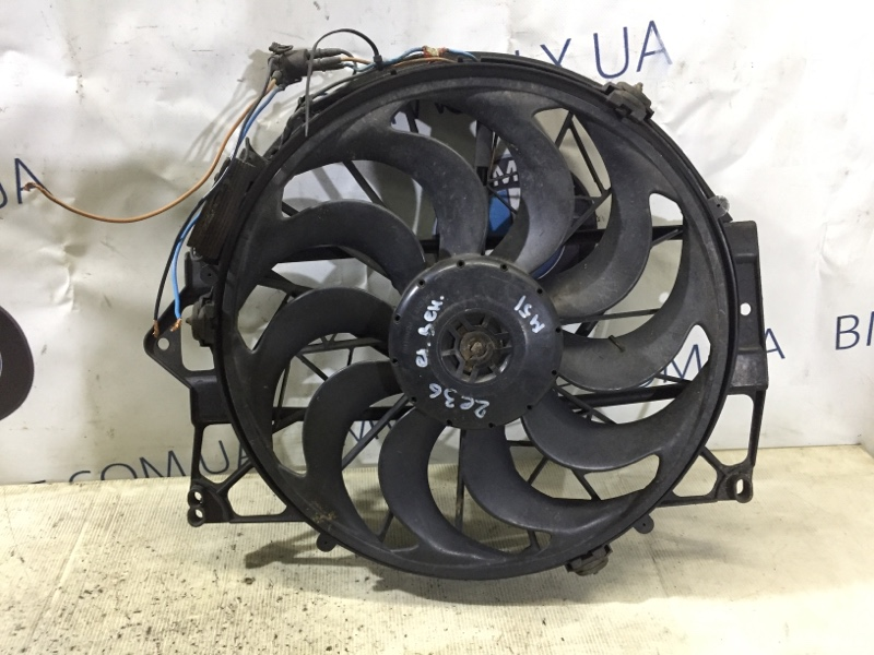 Вентилятор радиатора Bmw 3-Series E36 M51D25 1998 (б/у)