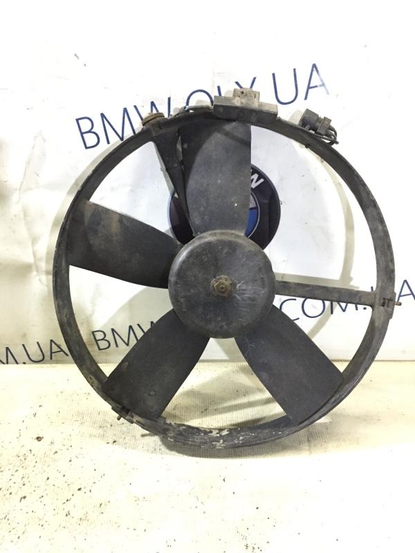 Вентилятор радиатора Bmw 5-Series E34 M50B25 1994 (б/у)