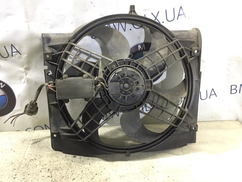 Вентилятор радиатора Bmw 3-Series E46 M47D20 1999 (б/у)