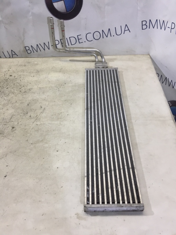 Радиатор масляный Bmw 5-Series F10 N63B44 2013 (б/у)