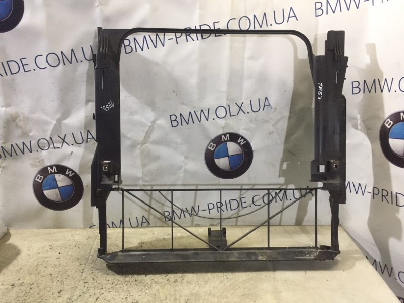 Рамка радиатора Bmw X5 E53 M62B44 2003 (б/у)