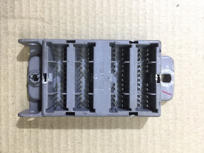 Блок предохранителей Kia Sorento BL 2.5 CRDI 2005 (б/у)