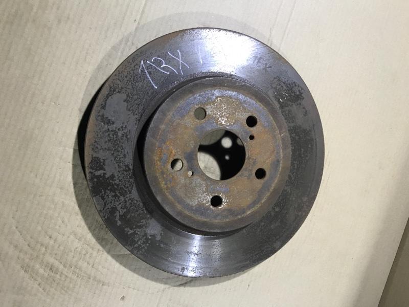 Тормозной диск Lexus Rx XU30 3.0 1MZ-FE 2007 передний (б/у)