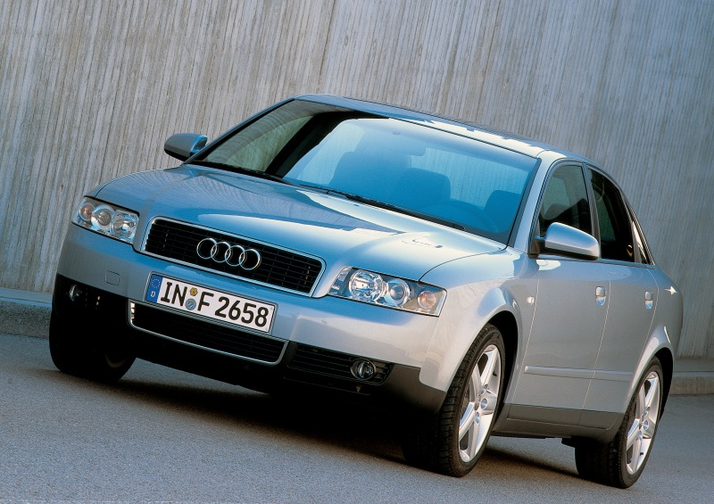 Разборка запчасти Audi A4 B6 (б/у)