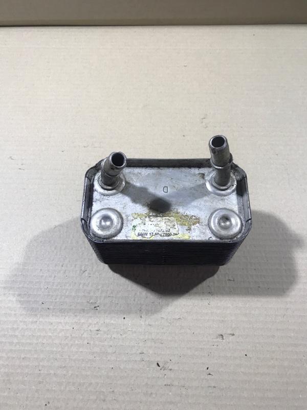 Радиатор масляный Bmw X5 E53 M57D30 (б/у)