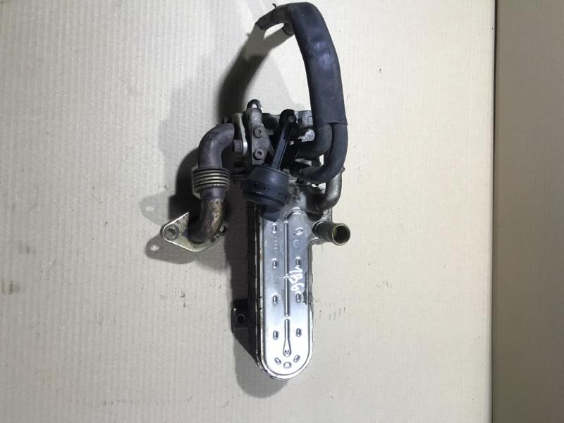 Радиатор масляный Volkswagen Passat B6 2.0 BKP 2008 (б/у)