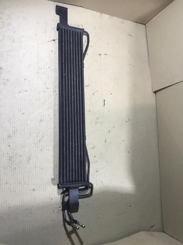 Радиатор масляный Hyundai Santa Fe CM 2.2 CRDI 2009 (б/у)