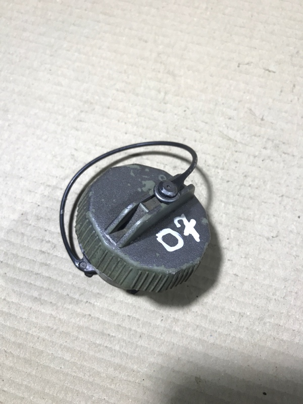 Крышка топливного бака Mazda 6 GG 2.0 RF5 2004 (б/у)