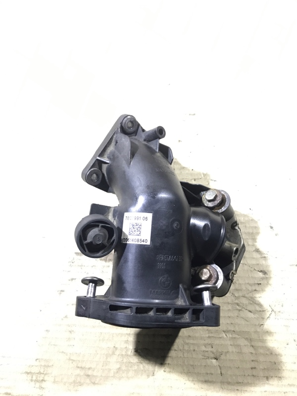 Коллектор впускной Bmw 3-Series F30 N47D20 2013 (б/у)