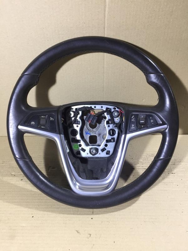 Руль Opel Insignia A 2.0 DTH 2012 (б/у)