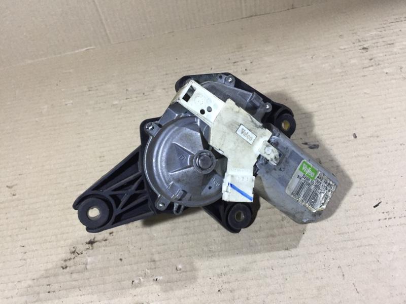 Мотор омывателя Renault Megane 2 1.9 DCI 2004 задний (б/у)