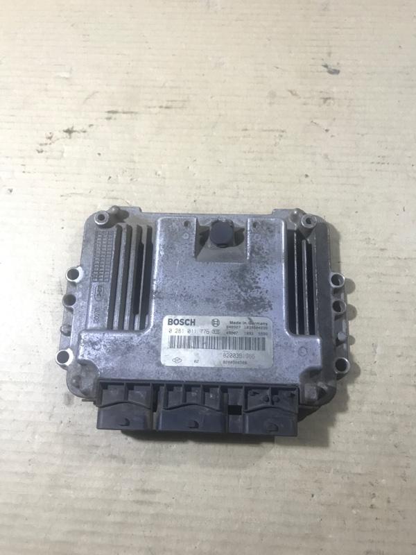 Эбу Renault Megane 2 1.9 DCI 2004 (б/у)